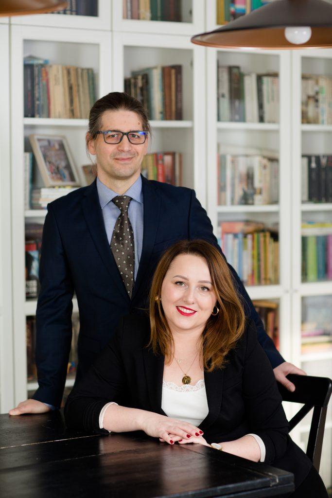 Marta i Michał Tkocz BHP